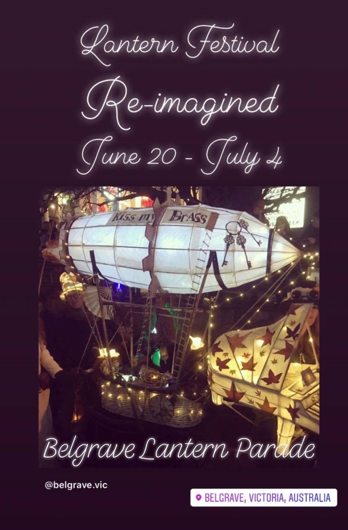 Lantern festival reimagined