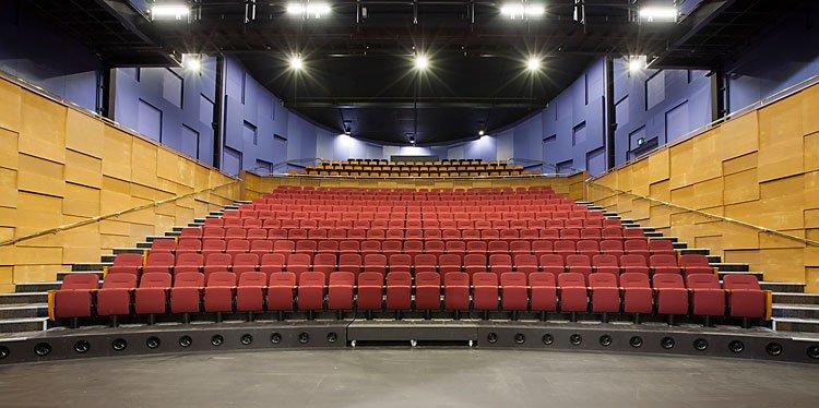 Burrinja Cultural Centre Theatre Upwey