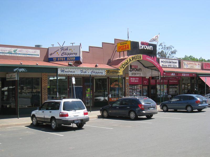 Montrose shops